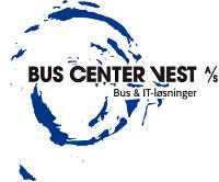 Bus Center Vest A/S logo